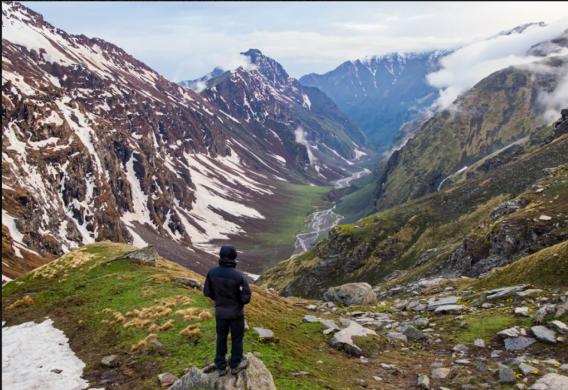 8-day trek to Rupin Pass