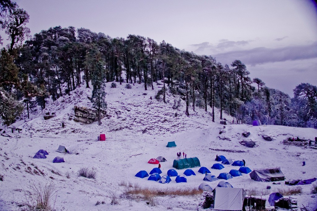 http://www.thegreatnext.com/Snow Trek Brahmatal Lake Uttarakhand Dehradun Camping Adventure Trekking India The Great Next