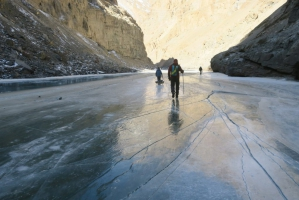 Chadar Trek (with Zangla and Padum)