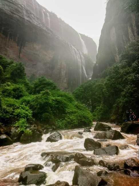 http://www.thegreatnext.com/Trekking Devkund Waterfall Maharashtra Adventure Travel The Great Next