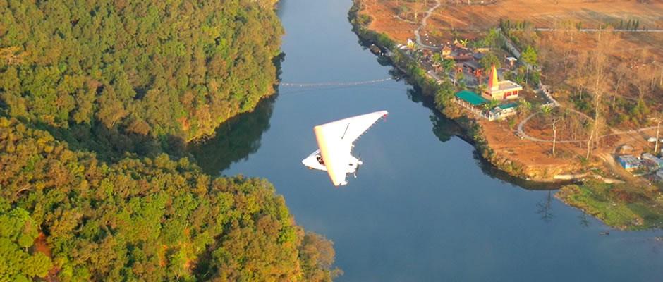 http://m.thegreatnext.com/Ultralight Flight Pokhara Nepal Adventure Travel The Great Next