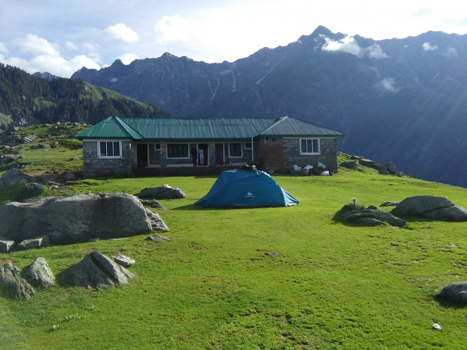 Triund Trek with Lodge Stay