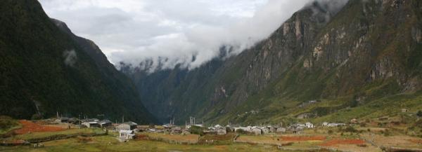 10-day trek to Langtang Valley