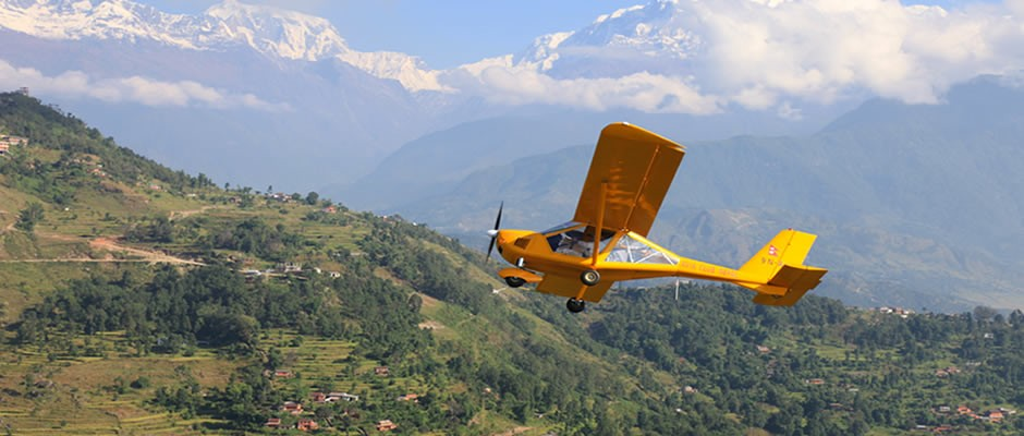 http://m.thegreatnext.com/Ultralight Flight Pokhara Nepal Adventure Travel The Great Next