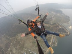 http://www.thegreatnext.com/Paragliding Pokhara Nepal Adventure Travel The Great Next