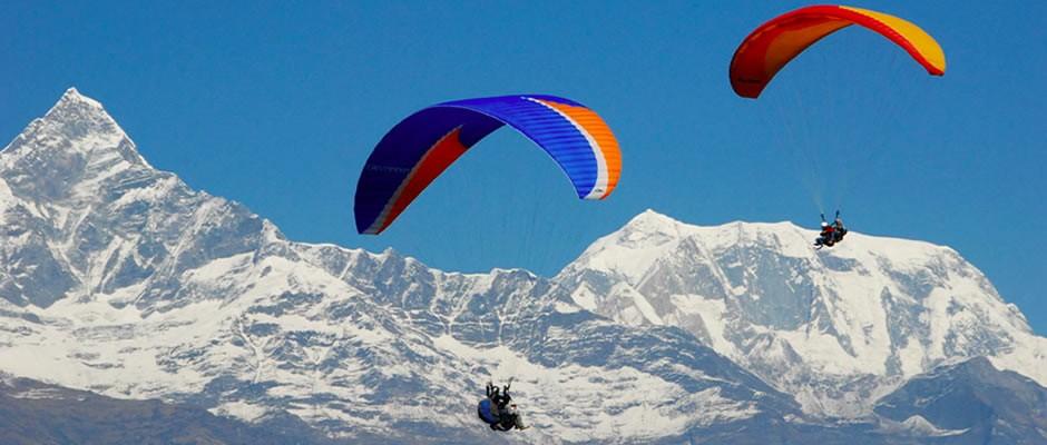 http://www.thegreatnext.com/Paragliding Pokhara Nepal Adventure Travel The Great Next