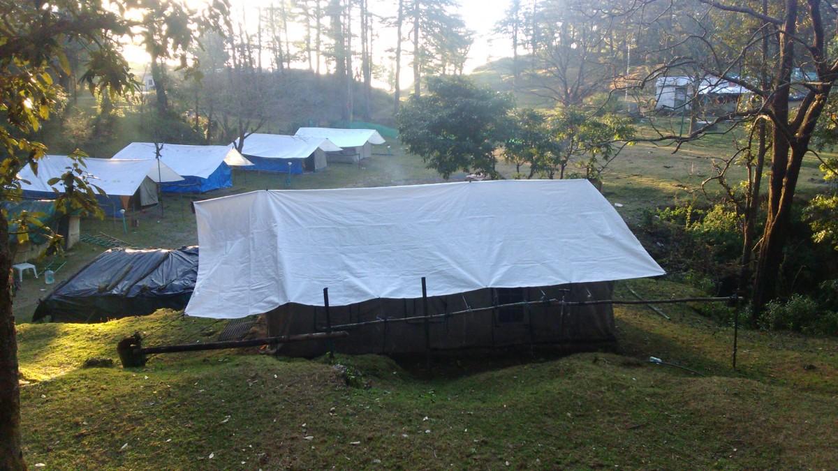 http://www.thegreatnext.com/Camping Mussoorie Uttarakhand Adventure Travel The Great Next