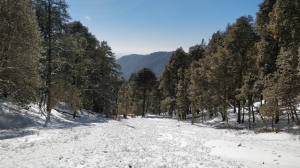 Trek to Brahmatal Lake