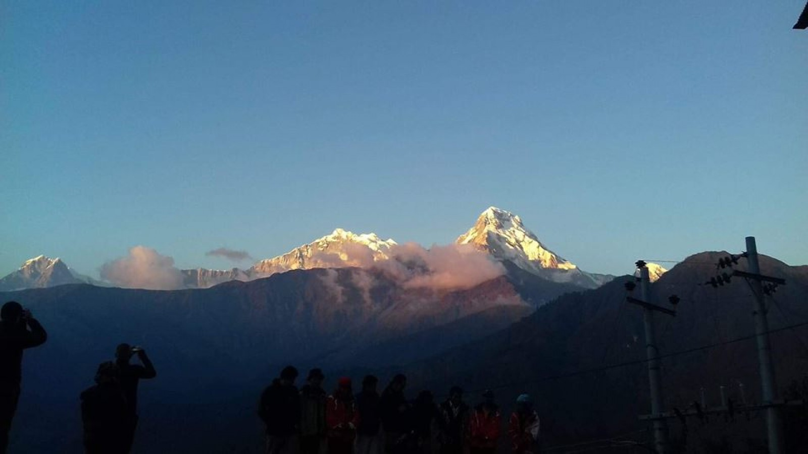 13-day Annapurna Base Camp trek