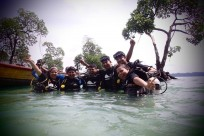 http://www.thegreatnext.com/Scuba Diving Open Water PADI Andaman Havelock Adventure Travel The Great Next