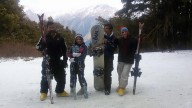 http://www.thegreatnext.com/Skiing in Auli Uttarakhand Adventure Travel The Great Next