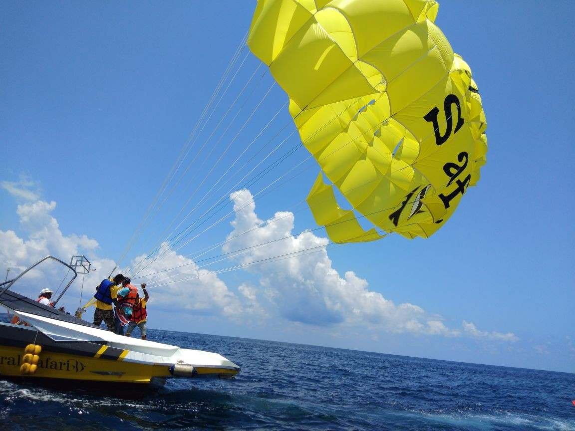 http://www.thegreatnext.com/Parasailing Andaman Adventure Travel The Great Next