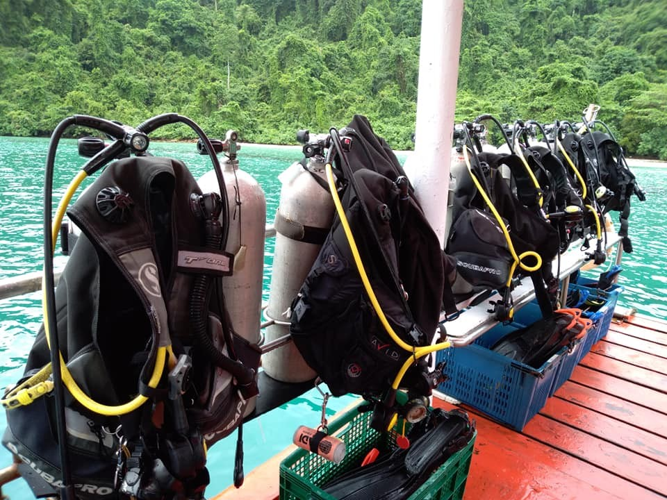 http://www.thegreatnext.com/Scuba Diving Thailand Koh Chang Adventure Travel The Great Next
