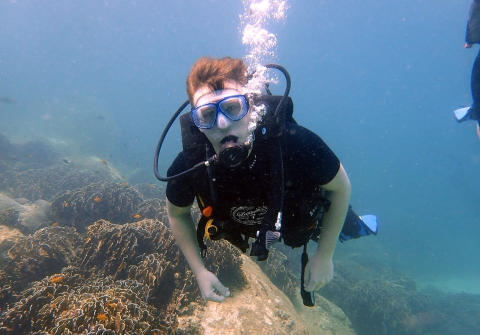 http://www.thegreatnext.com/Scuba Diving Phuket PADI Advanced Open Water Diver Thailand Adventure Travel The Great Next