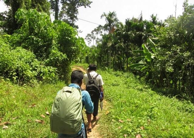 http://www.thegreatnext.com/Trekking Elephant Beach Andaman Adventure Travel The Great Next