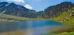 Kareri Lake Trek in Himachal Pradesh