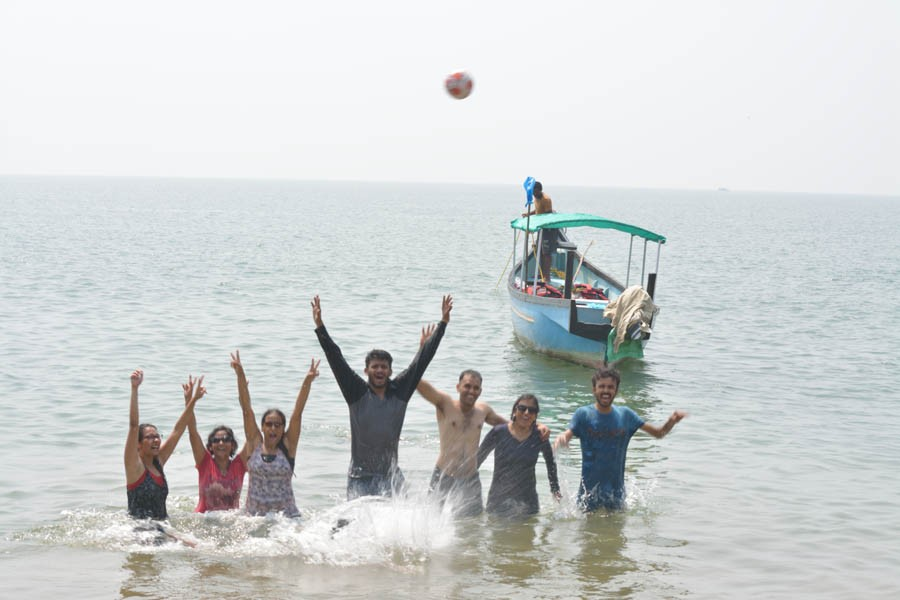 http://m.thegreatnext.com/Trekking Gokarna Karnataka Bangalore Adventure Travel The Great Next