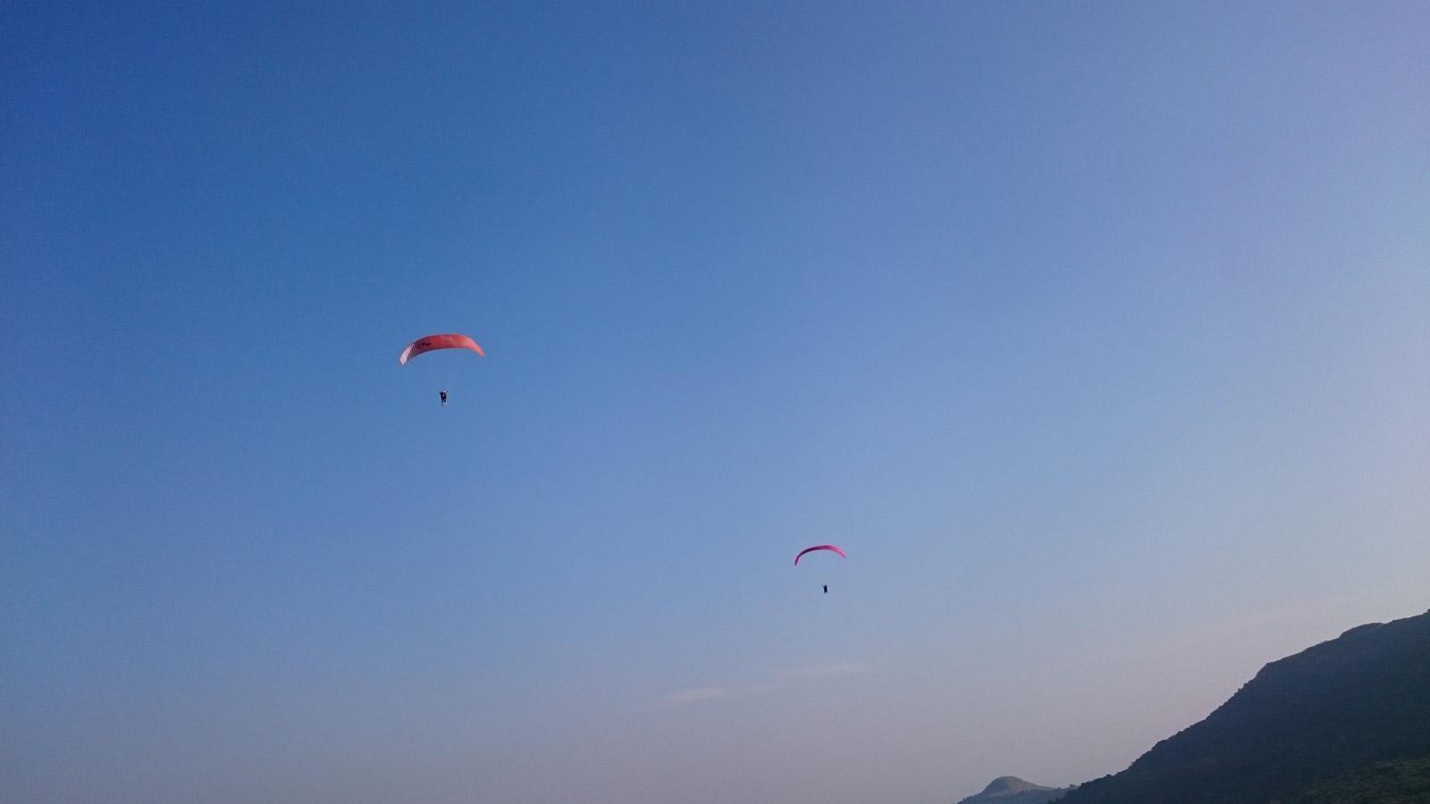 http://www.thegreatnext.com/Paragliding Kamshet Tandem Adventure