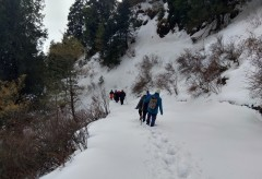 http://www.thegreatnext.com/Trekking Uttarakhand Devban Deoban Adventure Travel The Great Next