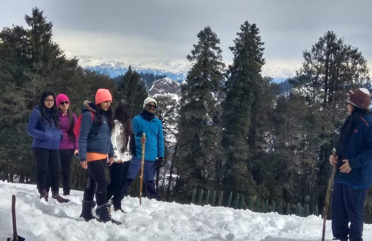 http://www.thegreatnext.com/Trekking Uttarakhand Devban Deoban Adventure Travel The Great Next