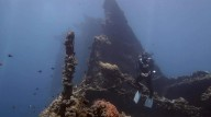 /Scuba Diving PADI Open Water Indonesia Bali Padang Bai Adventure Travel The Great Next