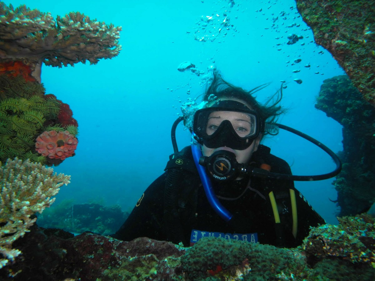 http://m.thegreatnext.com/Scuba Diving PADI Advanced Open Water Indonesia Bali Padang Bai Adventure Travel The Great Next