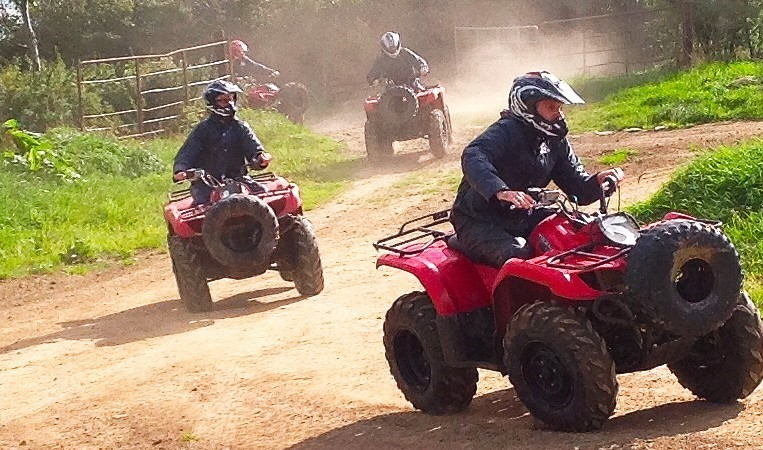 http://www.thegreatnext.com/ATV Quad Bike Pattaya Thailand Adventure Travel The Great Next
