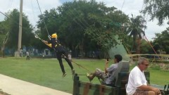 http://m.thegreatnext.com/Human Slingshot Pattaya Thailand Adventure Travel The Great Next