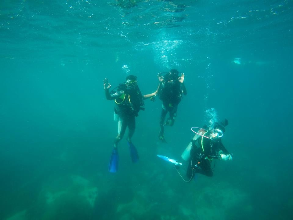 http://m.thegreatnext.com/Scuba Diving PADI Open Water Diver Pattaya Thailand Adventure Travel The Great Next