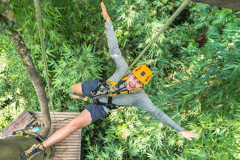 http://www.thegreatnext.com/Ziplining Chiang Mai Thailand Adventure Travel The Great Next