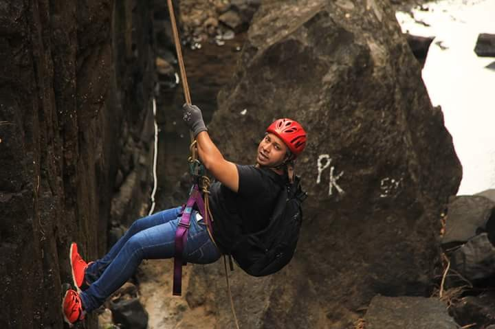 http://www.thegreatnext.com/Trekking Sandhan Valley Maharashtra Adventure Travel The Great Next