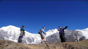 Langtang Valley Trek in Nepal