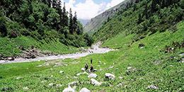 http://www.thegreatnext.com/Ruinsara Lake Trekking Uttaranchal Garhwal Trekking