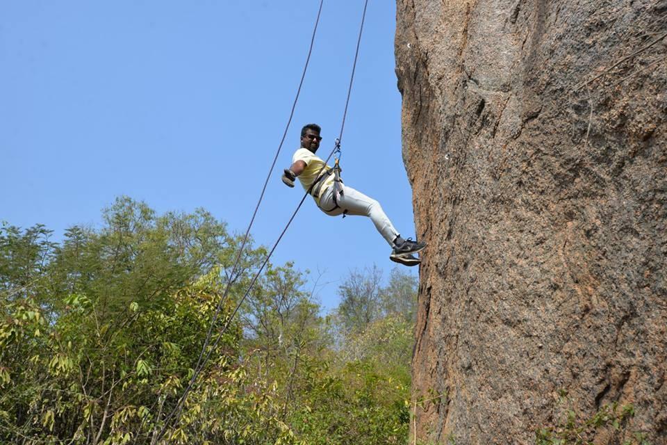 http://www.thegreatnext.com/Trekking Ramanagara Kayaking Karnataka Bangalore Adventure Travel The Great Next