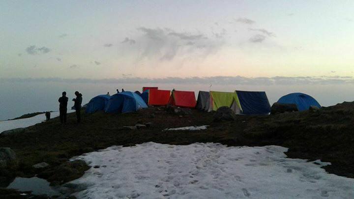 http://www.thegreatnext.com/Triund Trekking New Year 2019 Himachal Pradesh Adventure Travel The Great Next