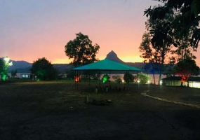 New Year's Special: Pawna Lake Farm Camping