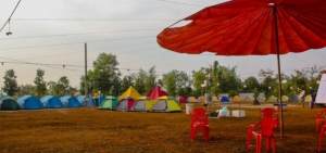 New Year Camping in Kolad