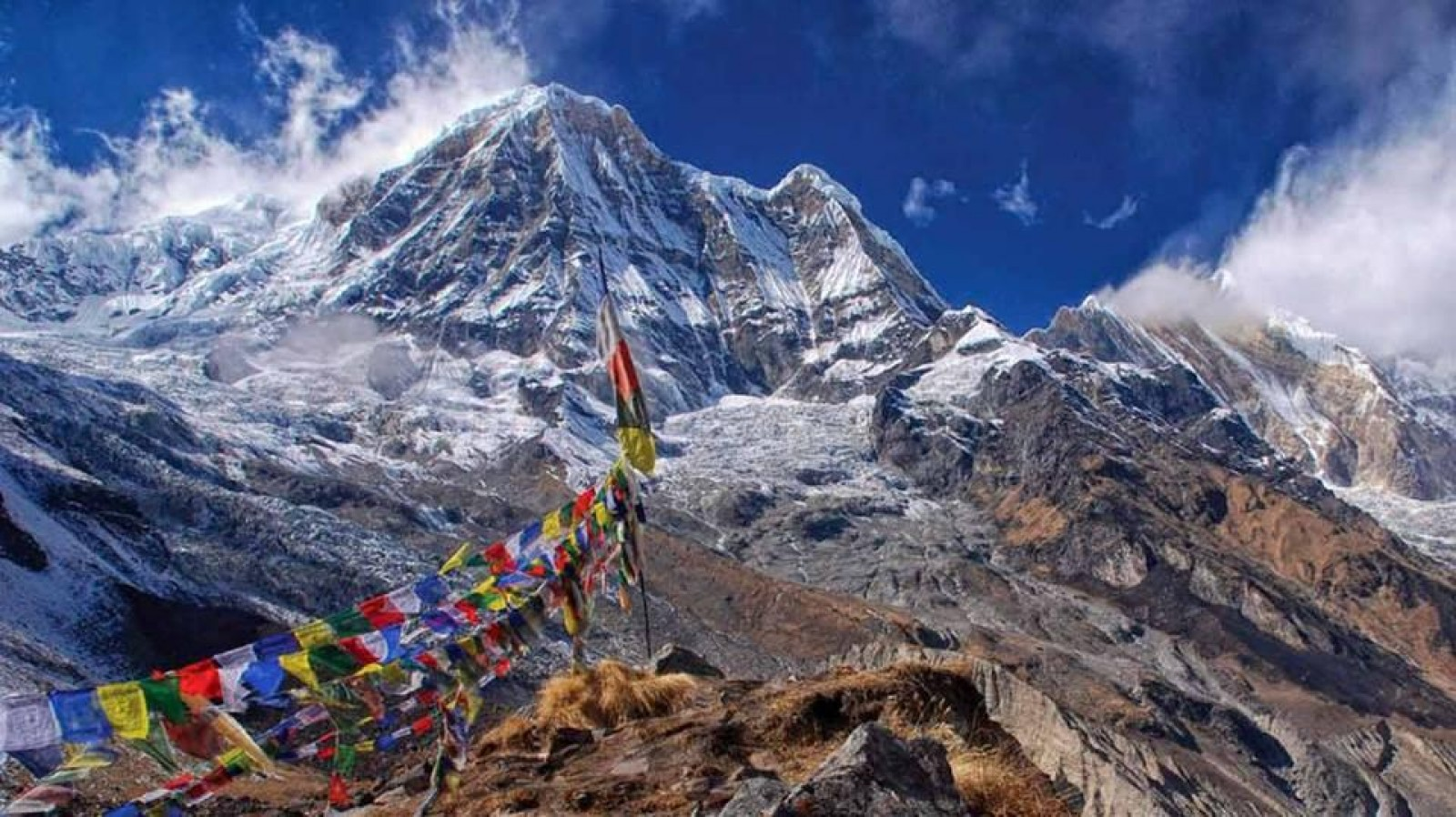 15-day trek to Annapurna Base Camp