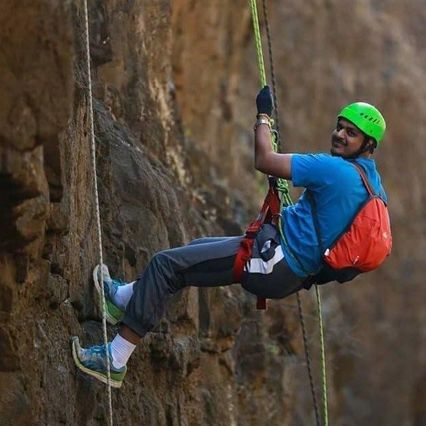 http://www.thegreatnext.com/Trekking Rappelling Sandhan Valley Maharashtra Adventure Travel The Great Next