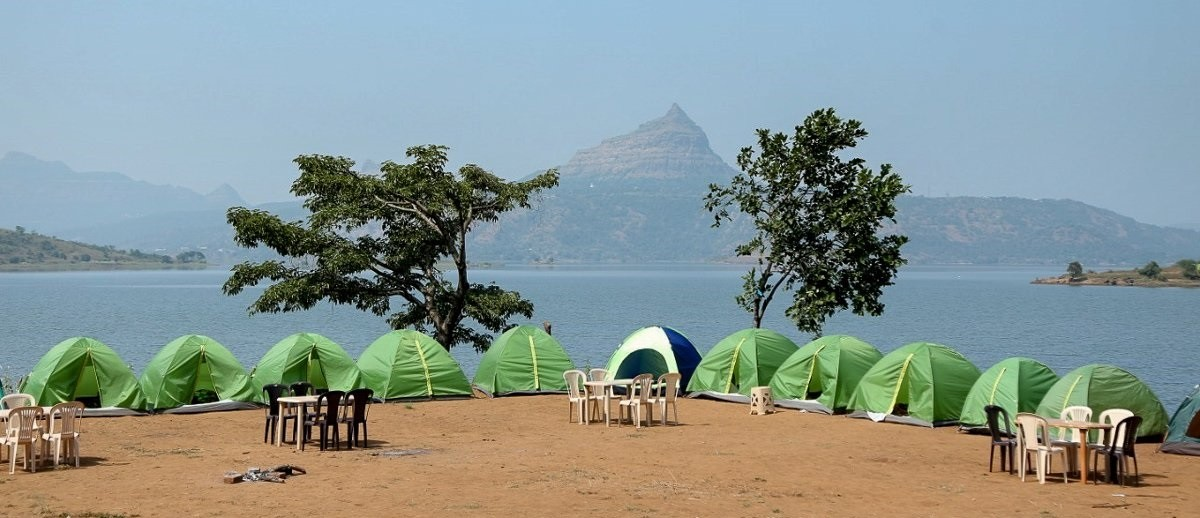 http://m.thegreatnext.com/Camping Pavna Lake Maharashtra Adventure Travel The Great Next