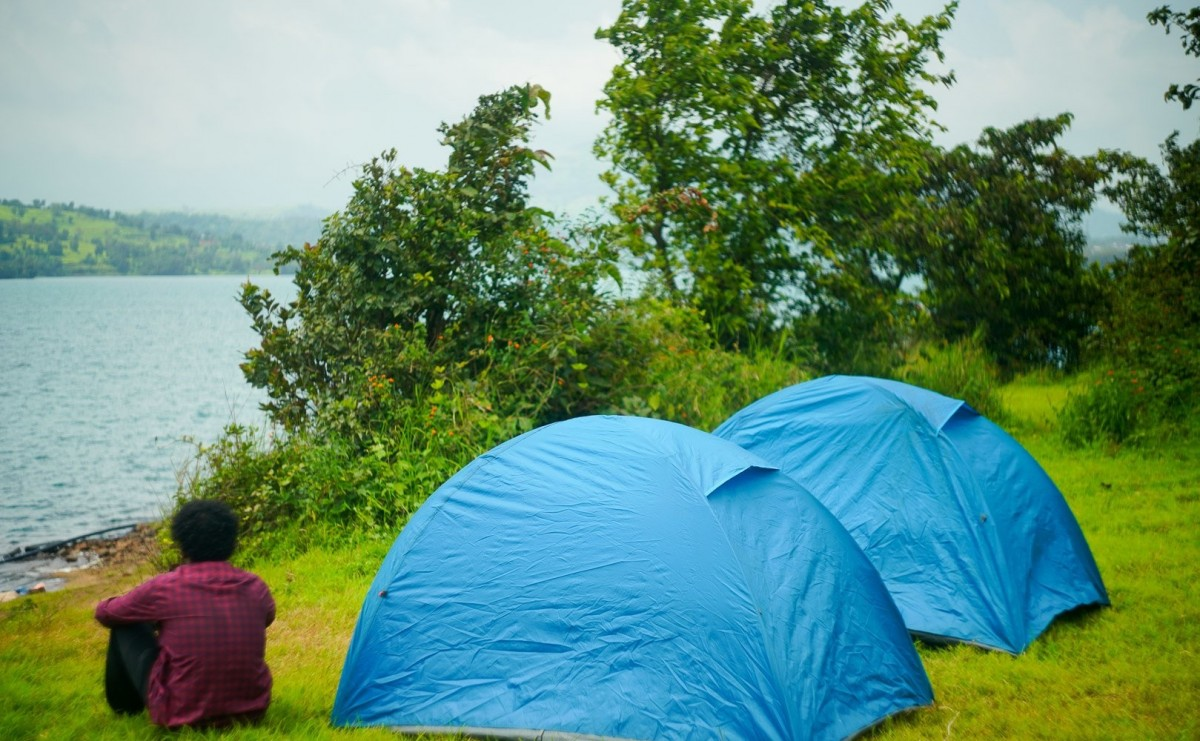 http://m.thegreatnext.com/Camping Bhandardara Maharashtra Adventure Travel The Great Next