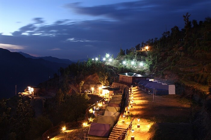 http://www.thegreatnext.com/Camping Dhanaulti Uttarakhand Adventure Travel The Great Next