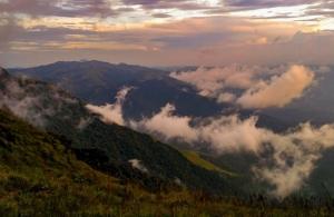 Trek to Kumar Parvatha Peak