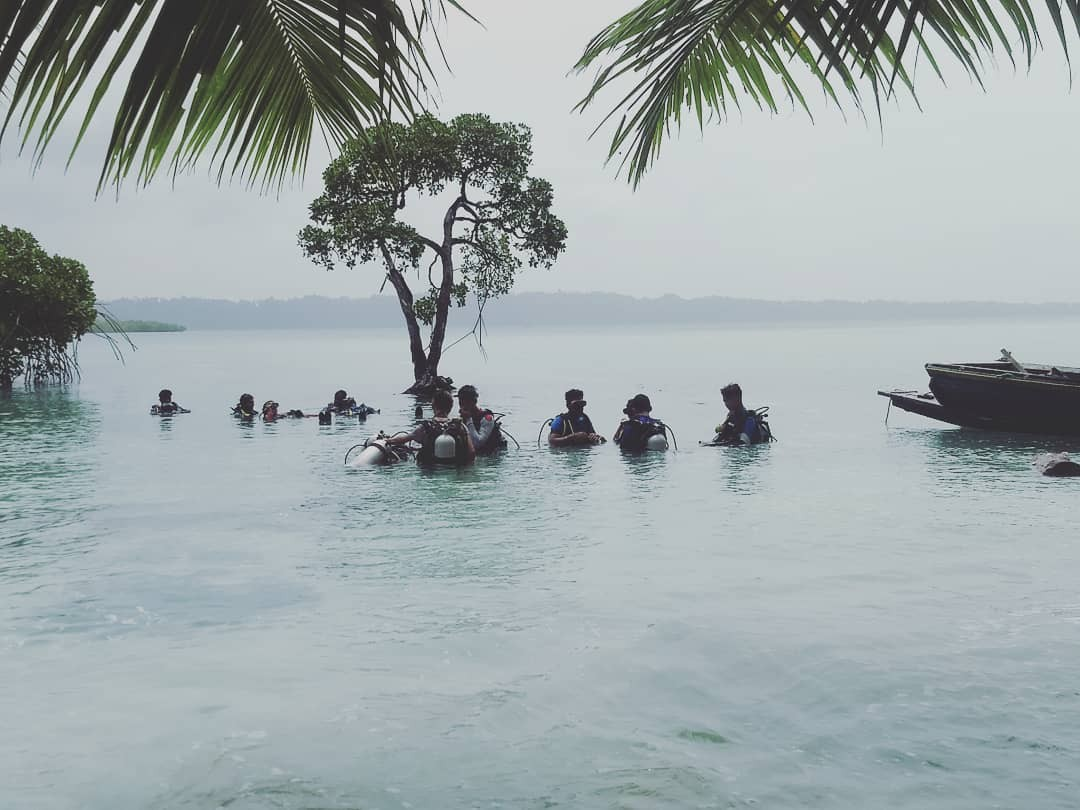 http://m.thegreatnext.com/Scuba Diving Open Water PADI Andaman Neil The Great Next Adventure Travel