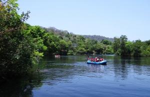 Rafting + lunch day trip in Kolad (weekend)