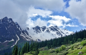 Sar Pass Trek in Himachal Pradesh