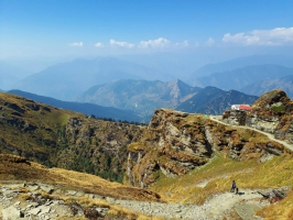5-day Chopta trek with Pahadi room stay