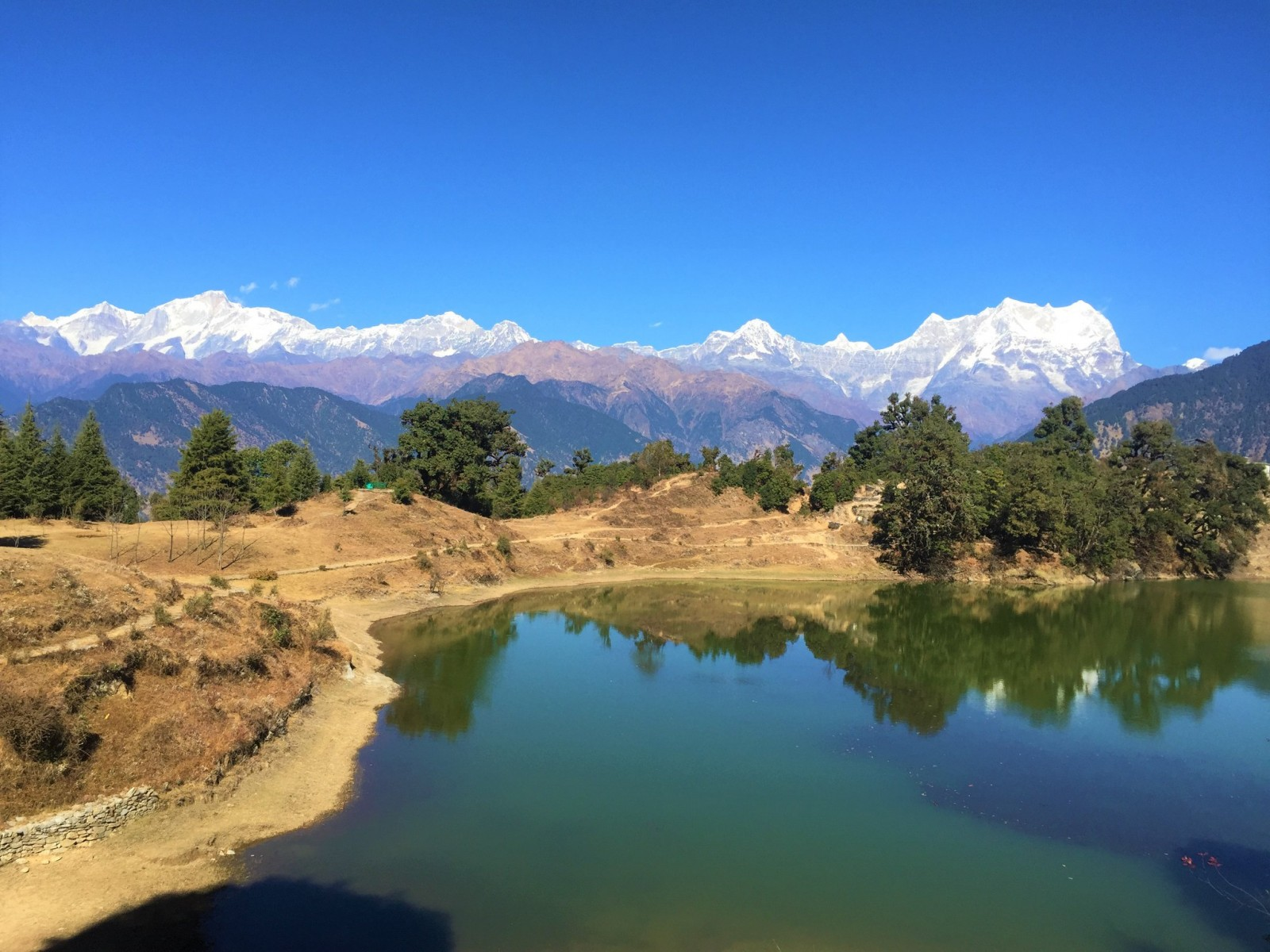 4-day Chopta trek with Pahadi room stay