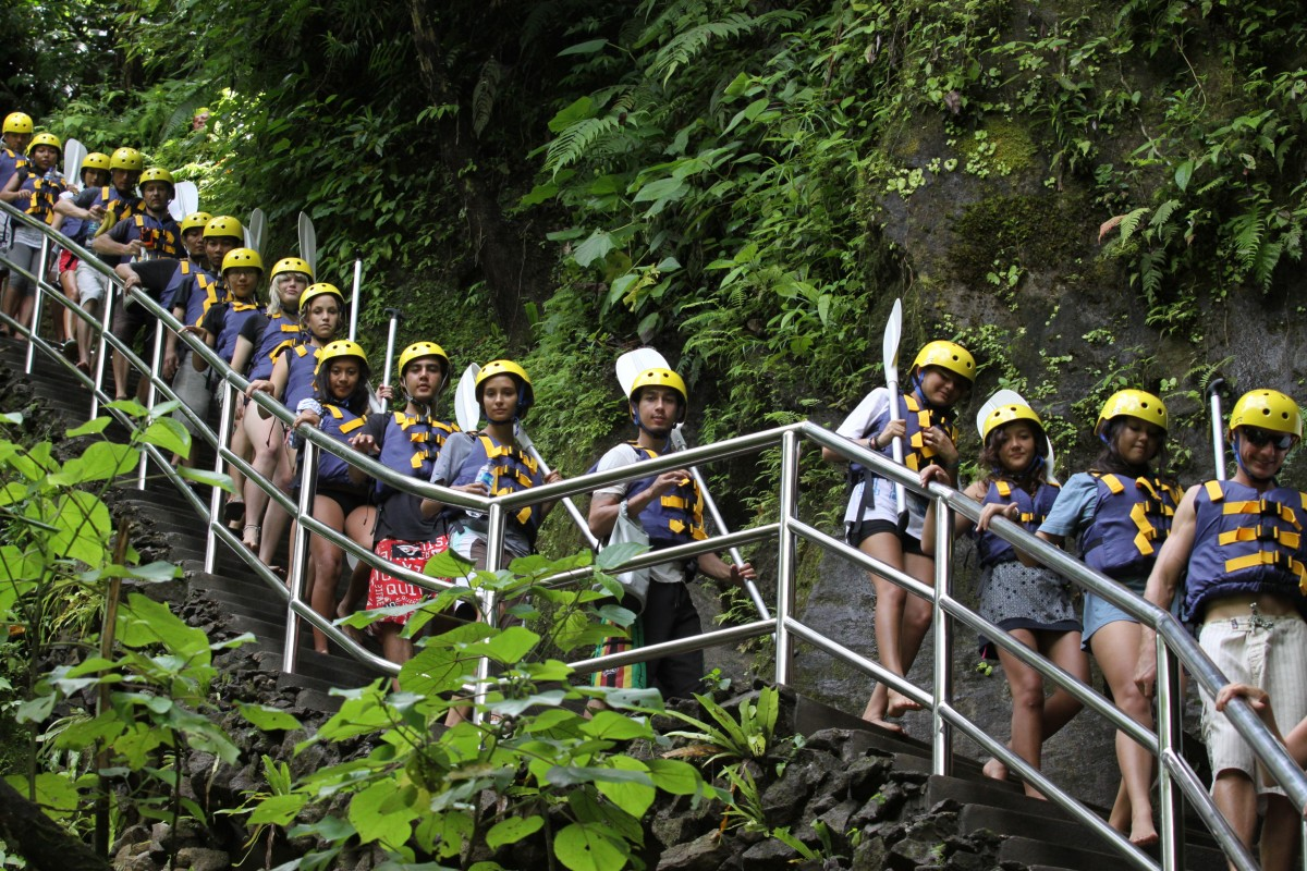 http://www.thegreatnext.com/Bali Rafting Ubud Indonesia Adventure Travel The Great Next