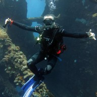 http://www.thegreatnext.com/Scuba Diving PADI Course Open Water Diver Bali Amed Indonesia Adventure Travel The Great Next